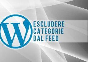 escludere-categorie-dal-feed